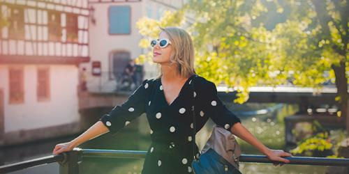 femme Strasbourg influenceuse bloggeuse instagrameuse youtubeuse réseaux sociaux instagram youtube